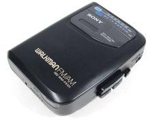 Vintage Sony Walkman WM-FX101 FM Stereo Cassette Tape Player