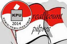Hasil KPU Pilpres 2014 Real Count Rekapitulasi 22 Juli 2014 http://www.indomultimedia.web.id/2014/07/hasil-pilpres-2014-kpu-real-count.html