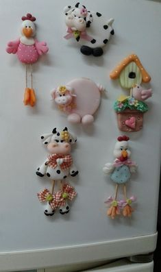 1 million+ Stunning Free Images to Use Anywhere Fimo Polymer Clay, Polymer Clay Figures, Polymer Clay Animals, Polymer Clay Flowers, Polymer Clay Projects, Polymer Clay Creations, Decors Pate A Sucre, Clay Magnets, Fondant Animals