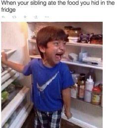 Super funny memes - 25 VERY Funny Sibling Memes – Super funny memes Funny Girl Meme, Super Funny Memes, Funny Memes About Girls, Girl Memes, Funny Quotes About Life, Funny Love, Funny Relatable Memes, Funny Kids, Feelings