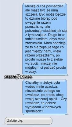 Funny Sms, Funny Text Messages, Haha Funny, Funny Cute, Funny Images, Funny Photos, Hahaha Hahaha, Polish Memes, Weekend Humor