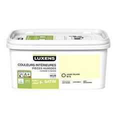 Peinture cuisine et bain LUXENS Couleurs intérieures, gris galet n°3, 2.5 L - 34.90 €