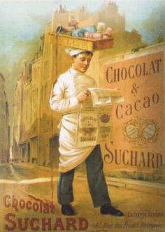 Chocolates Suchard, o la revolución y el marketing