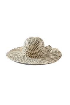 Keep her burn-free when the sun's out with a chic pleated sun hat that has a ripple in the rim so it frames the face better.   Pleated Straw Bucket Hat, $58; bananarepublic.gap.com.