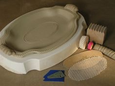 Pure and Simple Pottery Molds