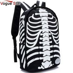 $$$ This is great forVogue Star Fashion Canvas Punk Skull Printed Backpacks Waterproof Bookbag Canvas Backpack Bag Boys Girls School Bag YK40-574Vogue Star Fashion Canvas Punk Skull Printed Backpacks Waterproof Bookbag Canvas Backpack Bag Boys Girls School Bag YK40-574high quality product...Cleck Hot Deals >>> http://id984125763.cloudns.ditchyourip.com/32244401030.html images