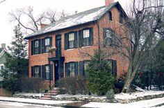 German Village. Columbus, Ohio