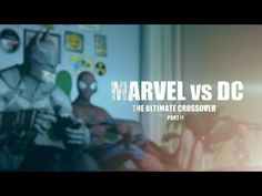 Marvel vs. DC - The Ultimate Crossover (Complete Story)   Animation Film - YouTube