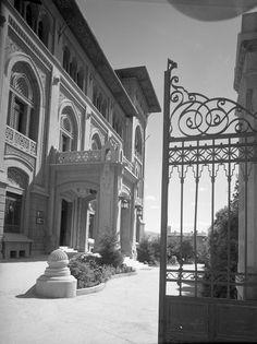 The building of General Directorate of Ziraat Bank was designed by Italian…