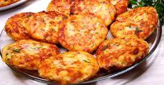 Șnițele de cartofi – vă va fi foarte greu să vă opriți din mâncat! - Retete Usoare Tandoori Chicken, Baked Potato, Cauliflower, Food And Drink, Appetizers, Cooking Recipes, Snacks, Meat, Vegetables