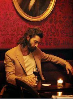 'Un Artista en París': Maximiliano Patane para Esquire México Septiembre 2014