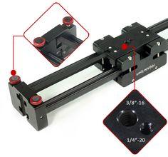 Proaim Spark 17inch Portable Camera Video Slider