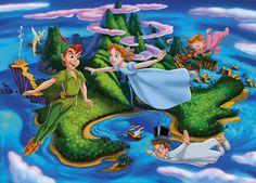 Peter Pan - La Magia De Los Cuentos 3