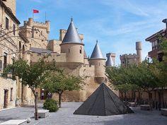 Navarra > Olite Castle | Flickr - Photo Sharing!