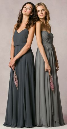 Inesse + Mira by Jenny Yoo in Luxe Chiffon
