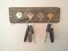 Rather than your average hooks! Amazing idea!