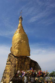 mawlamyine myanmar | Nwa-la-bo Pagoda Mawlamyine Burma (Myanmar)