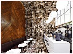 D'espresso · Cafetería NY · 317 Madison Avenue