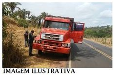 BLOG DO MARKINHOS: Carreta é tomada de assalto em Pitanga e motorista...