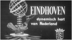 Serie van 42 dia's van de ontwikkeling van Eindhoven en enkele belangrijke gebouwen en industrieën, gemaakt in opdracht van Minerva Bioscopen  Auteur: niet vermeld  - 1960 - 1965