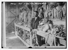 Horse's Ghost at the fair, Poplar, Mont. (LOC) by The Library of Congress, via Flickr