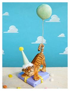 Lion Cake Topper/Safari Cake Toppers/Jungle Cake Toppers – Famous Last Words It's Your Birthday, Birthday Parties, Lion Cakes, Safari Cakes, Jungle Cake, Birthday Bunting, Circus Theme, Childrens Party, Animal Party