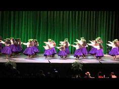 Hula Hālau ʻO Kamuela - 2015 Queen Lili'uokalani Keiki Hula Competition (Kahiko) - YouTube