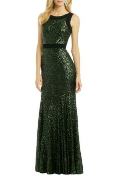 Badgley Mischka Take the Stage Gown