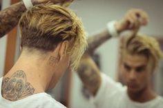 Mens Slicked Back Hairstyles, Cool Hairstyles For Men, Hairstyles Haircuts, Haircuts For Men, Hair Styles 2016, Long Hair Styles, Men's Grooming, Gents Hair Style, Short Hair Trends