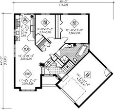 1000 images about planos de casas on pinterest floor for Interior decorator plano