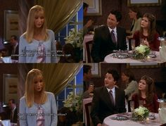 You have a phone call.. ~ Friends Quotes ~ Season 6, Episode 23: The One with the Ring #amusementphile Friends Season 6, Friends Show, Its All Good, Best Shows Ever, Things To Come, Seasons, In This Moment, Laughter, Medicine