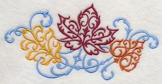 Machine Embroidery Designs at Embroidery Library! - Color Change - H7874