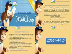 Presentación sobre Mailchimp en el Curso de Community Manager de AulaCM