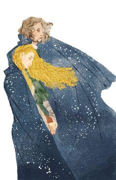 eowyn and faramir \ eowyn - eowyn and faramir - eowyn costume - eowyn tattoo - eowyn aesthetic - eowyn art - eowyn quotes - eowyn dress Tolkien, Eowyn And Faramir, Arwen, Illustrations, Illustration Art, Character Inspiration, Character Art, John Howe, O Hobbit