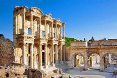 Ephesus Celsus #ephesus#efes#UNESCO#worldheritage#Dünyamirasılistesi#tarih##görülmesigerekenyerler#history#Türkiye#Turkey#heritagelist#gezi#millipark#ulusalpark#nationalparks#travel#antikkent