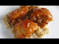 SWEET & SOUR CHICKEN - How To