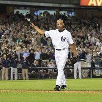 Mariano Rivera says goodbye to Yankee Stadium