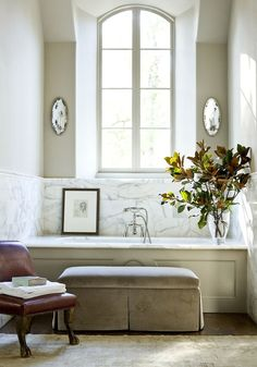 love this window. maybe in the front of the house, second floor, two above dining room