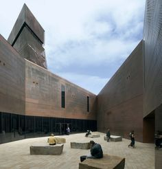 de young museum/  herzog and de meuron