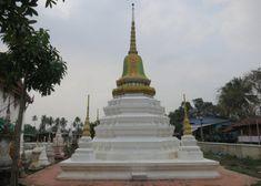 Koh Kret Island Wat Chime Plee