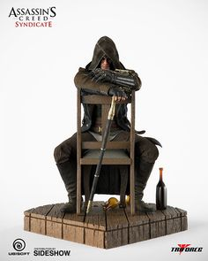 Assassins Creed Jacob Frye Statue by TriForce   Sideshow Collectibles