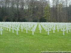 Luxembourg-American Cemetary