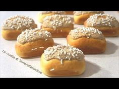 Giorgio Calabrese shared a video Pain, Biscotti, Muffin, Bread, Make It Yourself, Croissant, Breakfast, Sweet, Recipes
