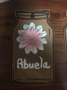 Gafetes de la Abuela
