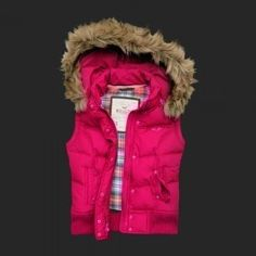 Abercrombie and Fitch Hollister Womens Collars Down Vest Rose Pink  http://www.abercrombiefitchco.co.uk/abercrombie-and-fitch-hollister-womens-collars-down-vest-rose-pink.html