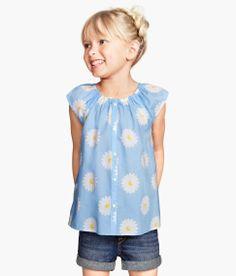 H&M Nowa bluzeczka w rumianki 92 1,5-2Y (4347867706) - Allegro.pl - Więcej niż aukcje.