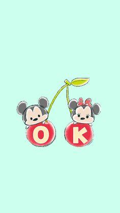 Mickey & Minnie OK Lockscreen Bear Wallpaper, Cute Wallpaper Backgrounds, Cute Wallpapers, Iphone Wallpaper, Mickey Mouse Y Amigos, Mickey Mouse And Friends, Mickey Minnie Mouse, Mickey Mouse Wallpaper Iphone, Disney Wallpaper