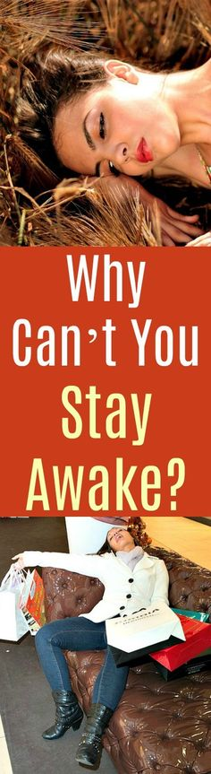 Why can't you stay awake?If you're having trouble staying #awake multiple days a week, then you should probably find out what's causing it, or your #health and your reputation map suffer. #sleep #insomnia #exhaustion #tired #awake #sleepapnea #posture