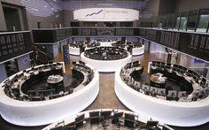 Client: Deutsche Börse Location: Frankfurt Design: Atelier Bruckner Year: 2008 #interior #design #deutsche_börse #Frankfurt