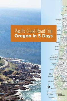 Plan your Pacific Coast road trip and see the best of Oregon in 5 Days. This travel itinerary includes the best places to sleep, eat, and things to do. #oregon #roadtrip #pnw